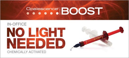 Teeth Whitening With Opalescence Boost Saint James Dentistry